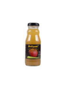 Zumo de manzana y aloe 200 ml Delizum