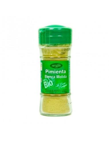 Pimienta Blanca Molida Bio 40g Artemis