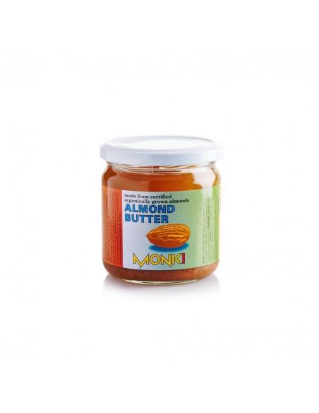 Crema de Almendras Bio Monki