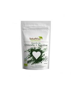 Chlorella + Spirulina Salud Viva 125gr