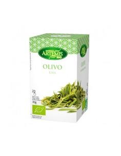 Olivo Infusión Eco Artemis 20 Filtros