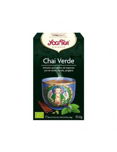 Yogi Tea Bio Chai Verde