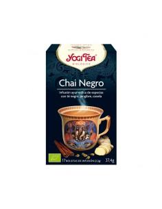 Té Yogi Chai Negro Bio