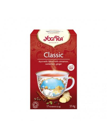 Yogi Tea Clásico Bio