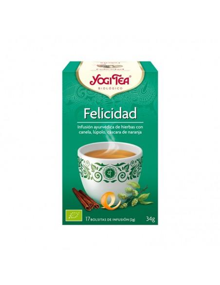Yogi Tea Felicidad Bio
