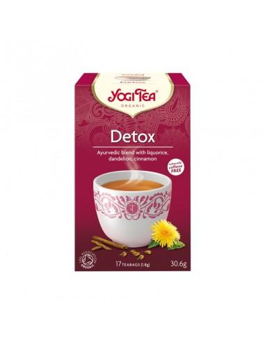 Té Yogi Detox Bio