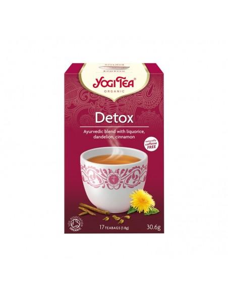 Yogi Tea Bio Detox
