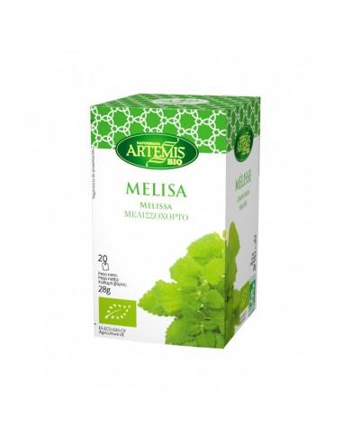 Infusión de Melisa Eco 20 Filtros