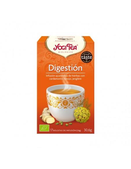 Yogi Tea Digestión Bio