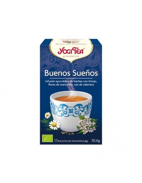 Yogi Tea Bio Buenos Sueños