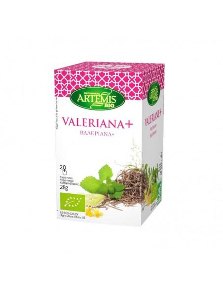 Valeriana Infusión Eco 20 Filtros