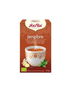 Yogi Tea Jengibre Bio