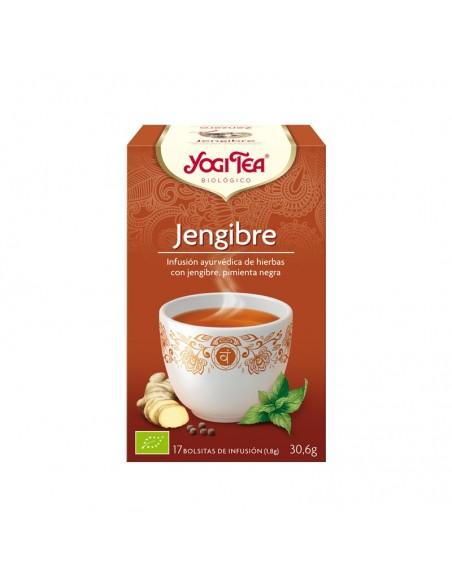 Yogi Tea Bio Jengibre