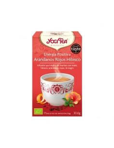 Yogi Tea Energía Positiva Bio