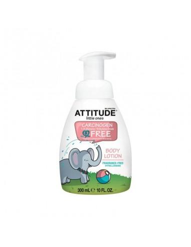 Loción Corporal para Niños Sin Perfume Eco Attitude