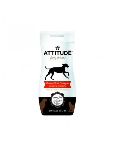 Champú de Avena para Mascotas Eco Attitude