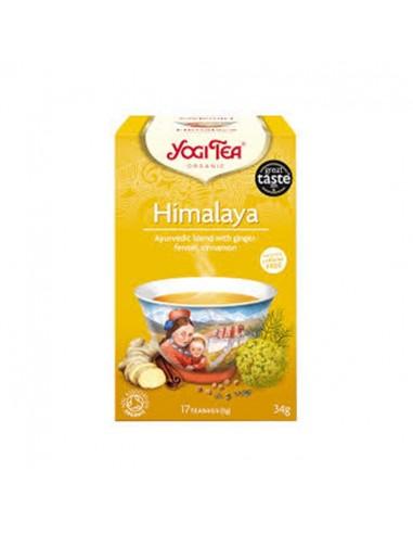 Té Himalaya Orgánico Yogui Tea