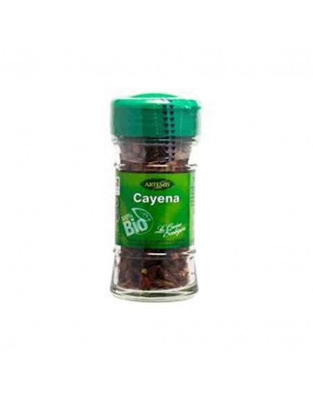 Cayena en fruto Bio Artemis