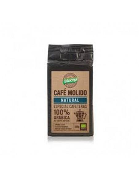 Café molido Arábica bio Biocop