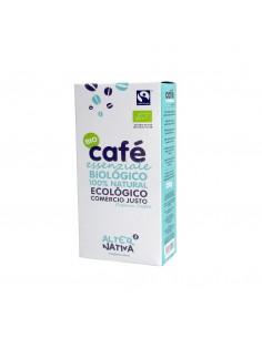 Café molido Essenziale bio de Comercio Justo Alternativa 3