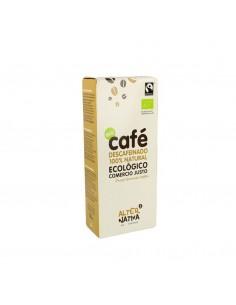 Café Descafeínado Molido bio de Comercio Justo Alternativa3