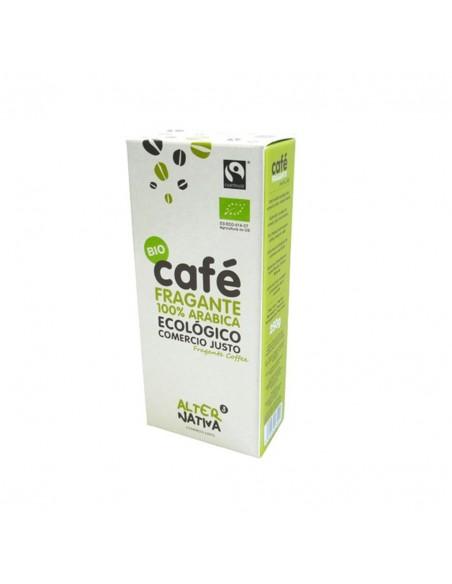 Café Molido Fragante Bio de Comercio Justo Alternativa3