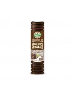 Galletas de Cacao con Chocolate Bio 250g Biocop