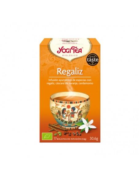 Yogi Tea Regaliz Bio
