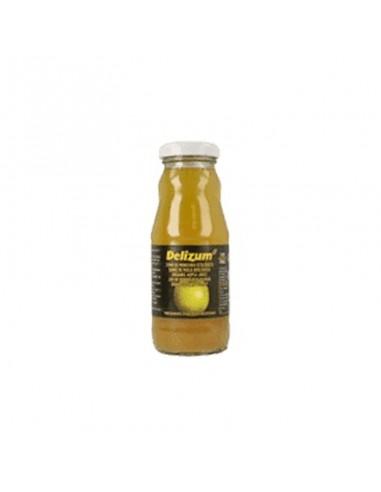 Zumo de manzana bio 200 ml Delizum