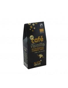 Café Molido Aromatizado a la Vainilla bio de Comercio Justo Alternativa3