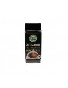 Café soluble instantáneo bio Biocop