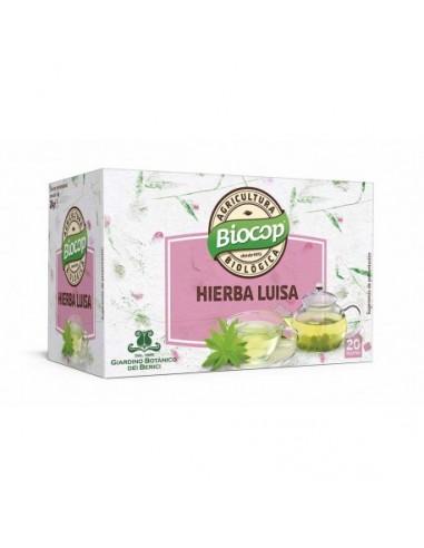 Hierba Luisa infusión eco Biocop 20 bolsitas