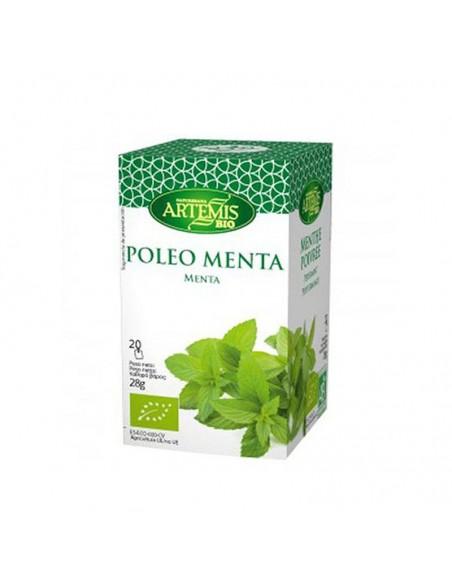 Menta Poleo Infusión Eco Artemis 20 Filtros